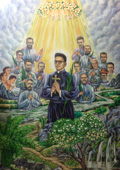FIVE WEEKS WITH THE BLESSED MARTYRS OF LAOS