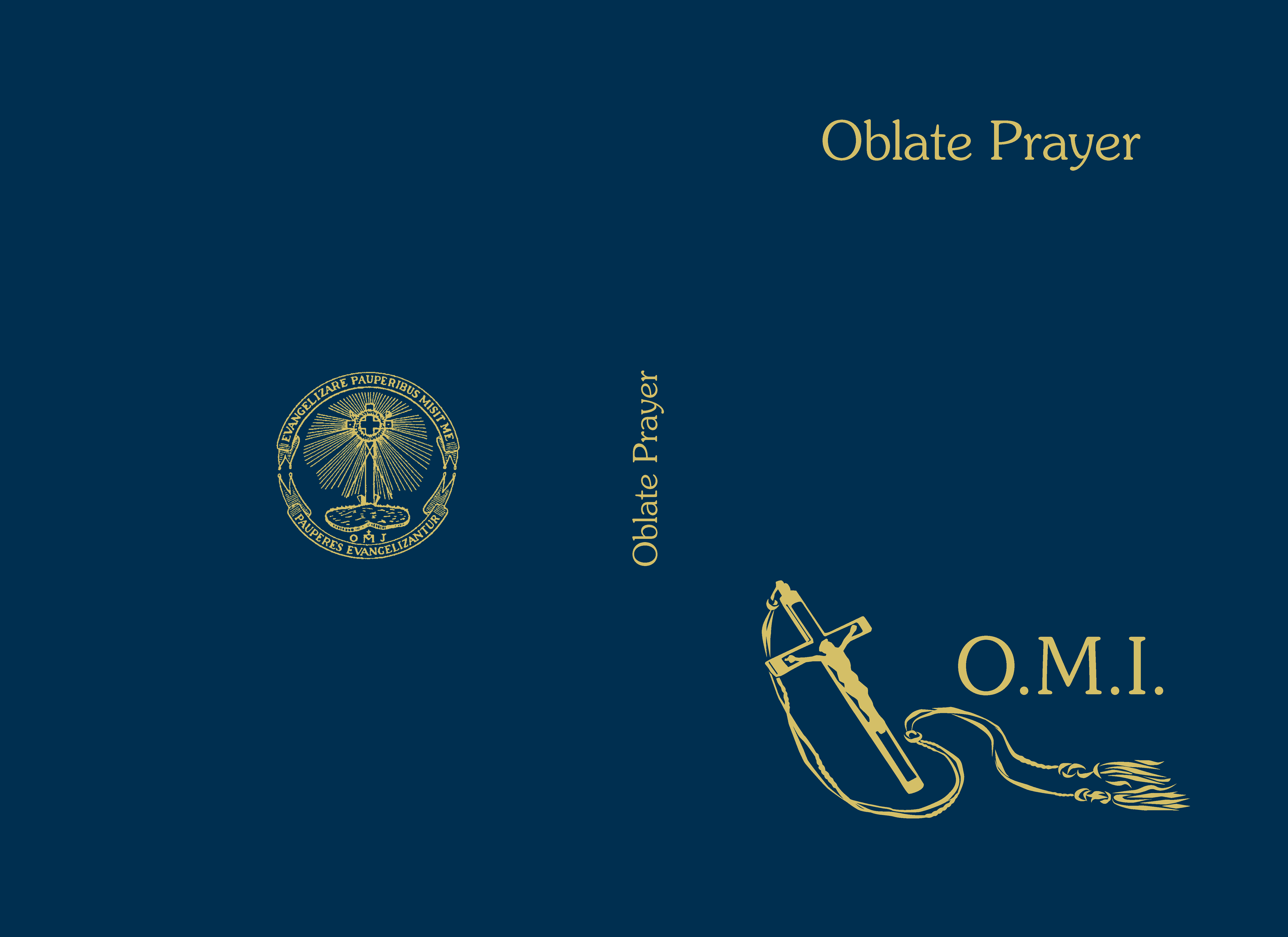 Oblate Prayer Book and Oblate Ritual: Praying and celebrating our common Oblate identity