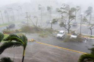 L'ouragan Maria a tout dévasté...