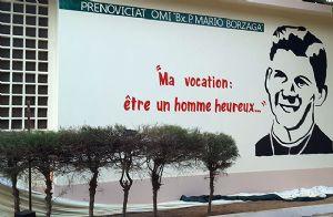 Dédicace du Prénoviciat OMI de Dakar au bienheureux Mario Borzaga