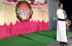 Comienzo del 50º Aniversario