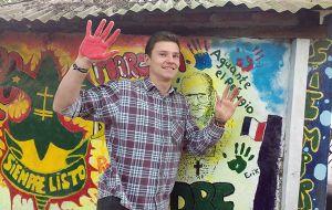 Témoignage d'un jeune volontaire allemand