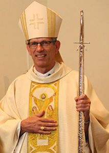 Bishop Mark Edwards OMI