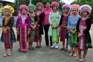 "Les Hmong disent ""merci!"""