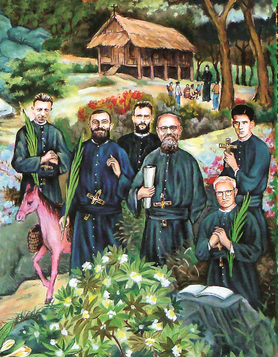 <b>The 6 Oblate Martyrs of Laos</b><br>Oblate Communications Service (OCS)<br>November 17th, 2016