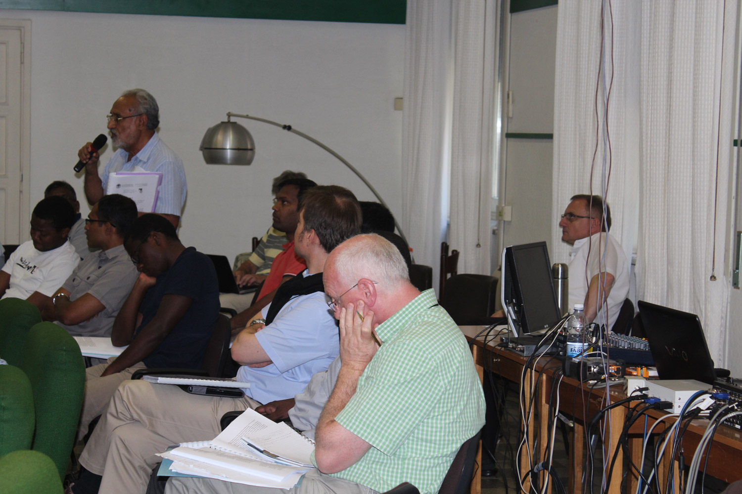 <b>Congress on Oblate Charism - Day 2 Rome</b><br>Fr. Gilberto Pinon omi reacts<br>Shanil Jayawardena OMI<br>July 1st, 2015