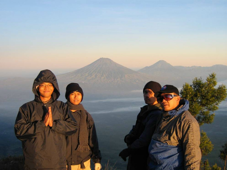 <b>Senderismo en las montañas de los escolásticos</b><br>7 Noviembre 2011