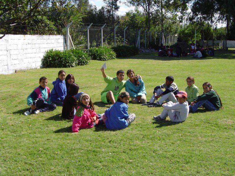 <b>Youth Day</b><br>Youth Day - Cerro Montevideo (April 2005)<br>Antonio Messeri, omi<br>April 20th, 2005