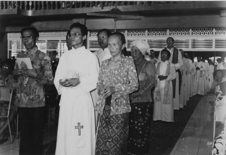 <b>Primera ordenación de un Oblato de Indonesia</b><br>14 Noviembre 2011