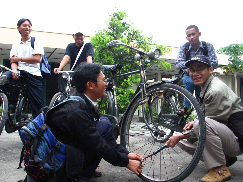 <b>Scholastics in Yogyakarta</b><br>November 14th, 2011