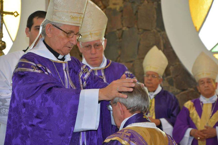 <b>Episcopal Ordination of Mgr Wilhelm Steckling</b><br>December 21st, 2014