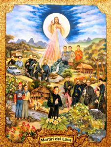 <b>The 17 Martyrs of Laos</b><br>Oblate Communications Service (OCS)<br>November 17th, 2016