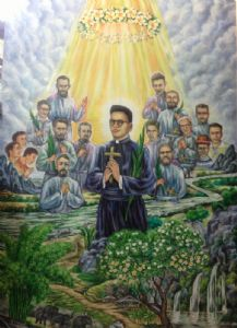 <b>Les 17 Martyrs du Laos</b><br>Oblate Communications Service (OCS)<br>17 Novembre 2016