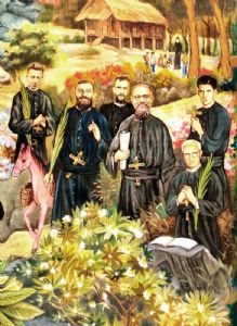 <b>Les 6 Martyrs Oblats du Laos</b><br>Oblate Communications Service (OCS)<br>17 Novembre 2016
