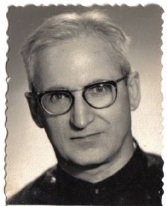 <b>P. Joseph Boissel OMI (1909-1969)</b><br>Oblate Communications Service (OCS)<br>13 Noviembre 2016