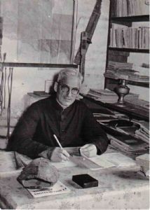 <b>Fr. Joseph Boissel OMI in 1965</b><br>Oblate Communications Service (OCS)<br>November 13th, 2016