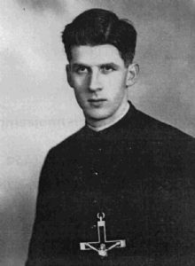 <b>Fr Mario Borzaga OMI (1932-1960)</b><br>Oblate Communications Service (OCS)<br>November 14th, 2016