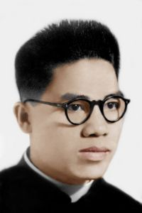 <b>Fr. Joseph Tien (1918 - 1954)</b><br>Oblate Communications Service (OCS)<br>November 5th, 2016